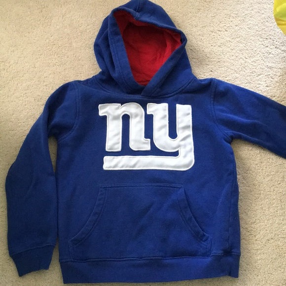 the latest 61887 52422 NY Giants sweatshirt. Official NFL Team Apparel.